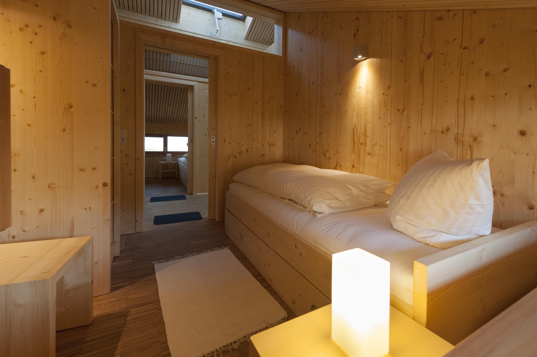 Sterngucker Einzelzimmer Gutsalm Harlachberg Pole Camp Bayern