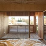 Balkon Doppelzimmer Gutsalm Harlachberg Pole Camp Bayern